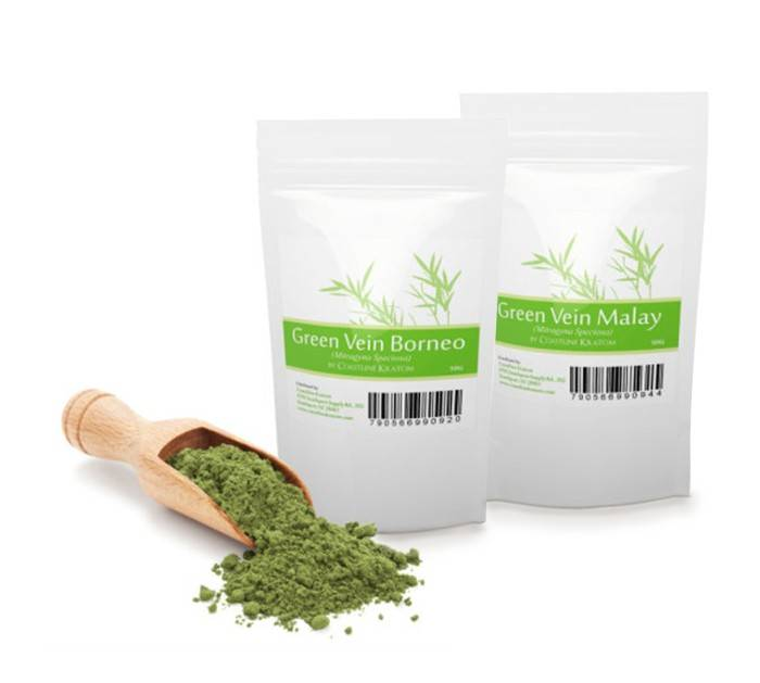 Green Vein Kratom Varieties