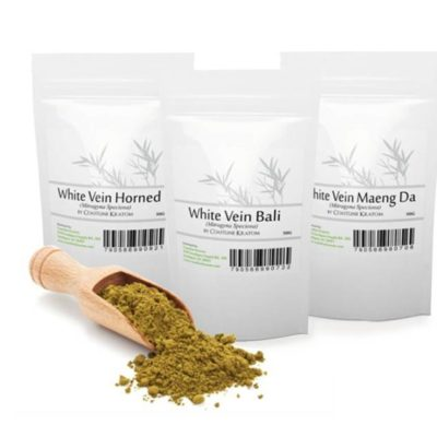 White Kratom Varieties