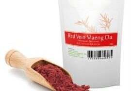 Red Vein Maeng Da Kratom Powder Bag